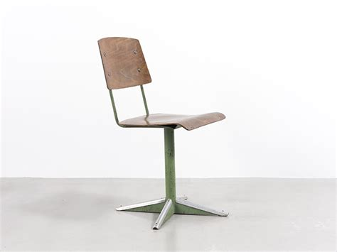 chaise nomade jean prouvé dactylo cd 11 chair 1944 galerie seguin