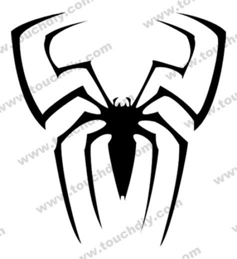 spiderman logo  engraving services ready design