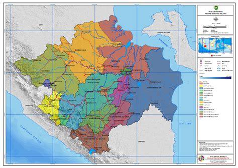 atlas politik administrasi indonesia peta tematik indonesia