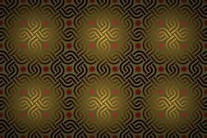 Enso Designs Free Oriental Interlinking Squares Wallpaper Patterns