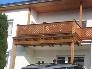 Holzbalkon Selber Bauen : holzbalkon holzbau schauerte ~ Whattoseeinmadrid.com Haus und Dekorationen