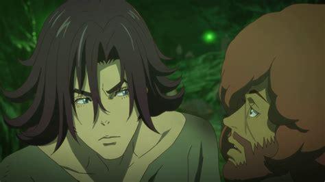 shingeki  bahamut    lost  anime
