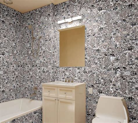 stone wallpaper  modern pvc imitation marble waterproof