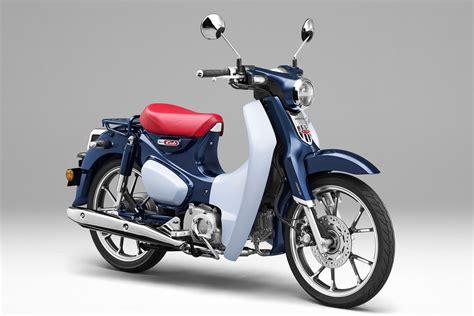 Honda Super Cub Production Video