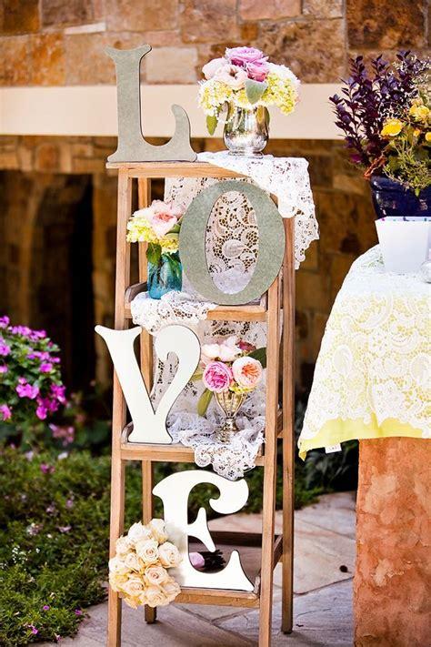 wedding decorations decor genius lace dress flowers