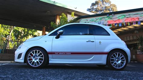 fiat abarth   anniversary review caradvice