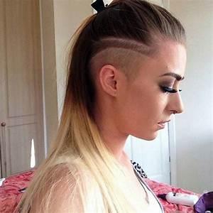 Sidecut Frauen Kurzhaar : women hairstyle trend in 2016 undercut hair page3 ~ Frokenaadalensverden.com Haus und Dekorationen