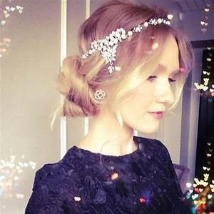 Great hairstyle inspired by Great Gatsby movie   Prom hair ...