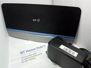 Bt Home Hub 5 Infinity Fibre Adsl Dual Band Wireless Ac