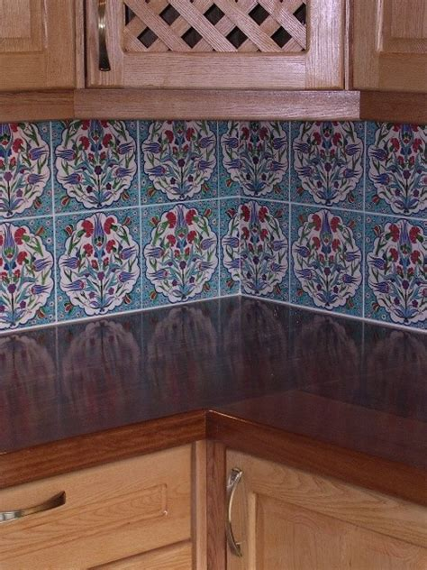 turkish kitchen tiles turkish tiles kitchen other by turkish tiles 2965