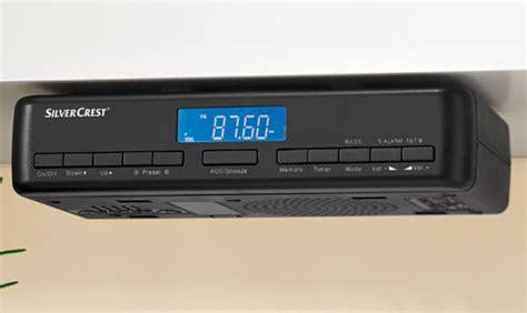radio cuisine lidl radio sous meuble lidl archive des offres promotionnelles