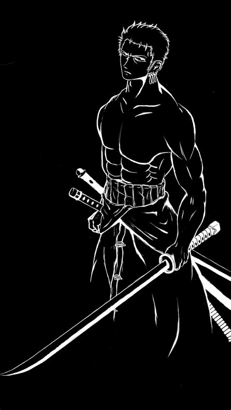 mobile zoro  wallpapers wallpaper cave