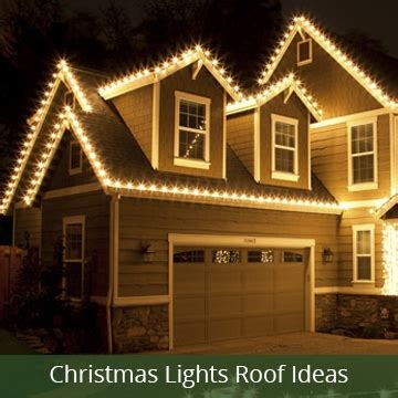 roof line christmas clips hanging lights
