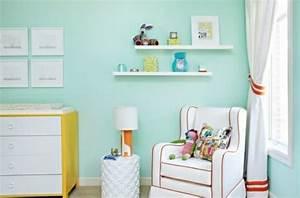 Wandfarbe Für Kinderzimmer : wandfarben bilder 40 inspirierende beispiele ~ Lizthompson.info Haus und Dekorationen