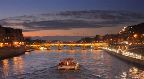 Bateau Mouche Winter by Seine River The River That Became An Icon Of The Romantic