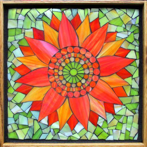 glass wall tile kasia mosaics classes flower class