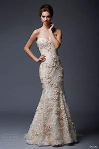 enaura bridal fall 2013 wedding dresses wedding With fall color wedding dresses