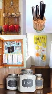 kitchen storage ideas diy 24 diy kitchen organization ideas the gracious