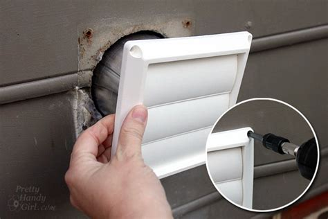 Installing Semirigid Dryer Hose To Prevent Fire Hazard