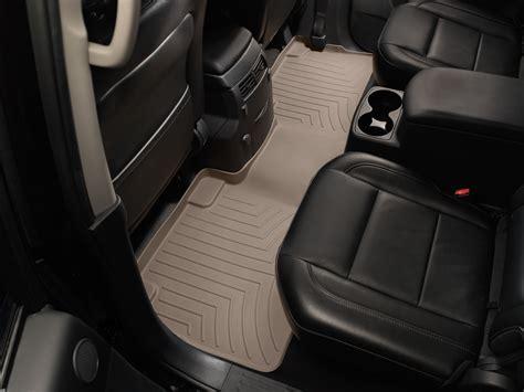 weathertech floor mats floorliner for nissan armada 2008