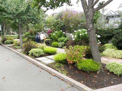 sidewalk landscaping sidewalk landscaping ideas hgtv