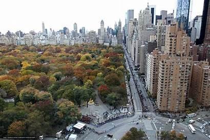 Central Park Manhattan Autumn Desktop Fall Wallpapers