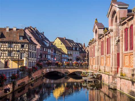 Colmar A Fairytale Village In Alsace France