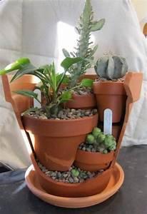 Pots En Terre Cuite Carrefour : id es d co jardin pour int grer les pots en terre cuite ~ Dailycaller-alerts.com Idées de Décoration