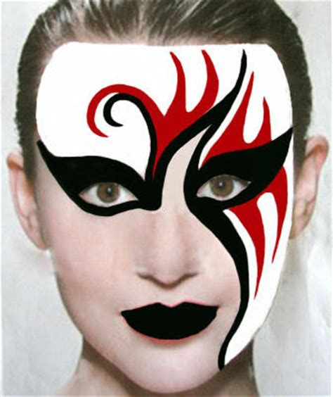 body painting women  face painting ideas