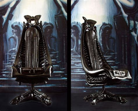 Giger Harkonnen Capo Chair by The Official Website Of H R Giger Auction