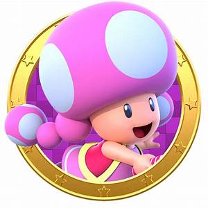 Toadette - Mario Party Legacy
