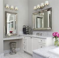 vanity lighting ideas Simple Bathroom Lighting Ideas for Small Bathrooms With Pictures | Decolover.net