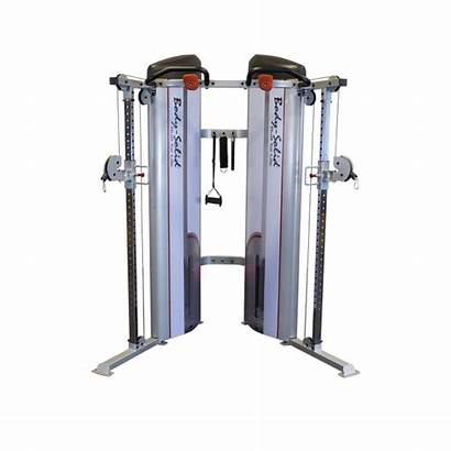 Functional Trainer Solid Commercial Grade