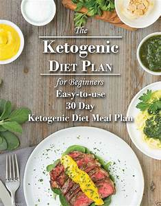 Ketogenic Diet Plan For Beginners  Easy