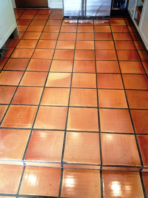 terracotta kitchen tile terracotta restoration cleaning and polishing tips 2698