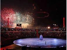 Olympics 2018 Opening ceremony 'Peace in Motion' kicks