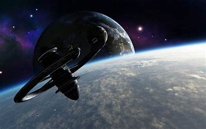 Space Station Wallpapers Sci Fi Backgrounds Background