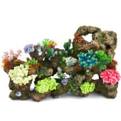 top fin coral bubbler aquarium ornament ornaments petsmart fish