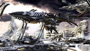 Spaceship Future wallpaper | 1920x1080 | 132939 | WallpaperUP