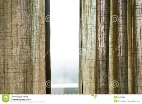 open curtains stock images image 38410944