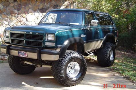 thebeast  dodge ramcharger specs