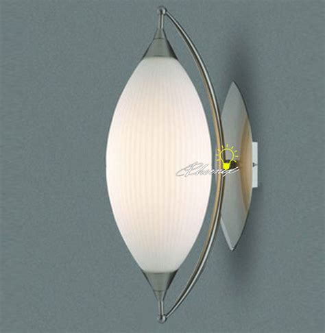 Flush Ceiling Fans With Led Lights by Modern Glass Wall Sconce In Brused Finish Contemporary