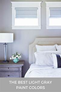 The, Best, Light, Gray, Paint, Colors, For, Walls, U2022, Interior