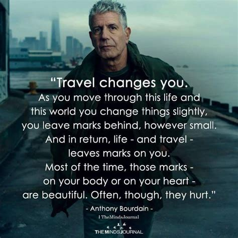 The best food, life, and travel. Remembering Anthony Bourdain - Some of His Wisest Words   Anthony bourdain quotes, Anthony ...