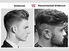 Disconnected Undercut Get A Disconnected Haircut For A