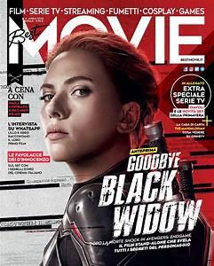 Scarlett Johansson In Best Movie Magazine  Italy April