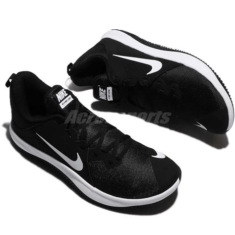 nike flyby  black white men basketball shoes sneakers trainers   ebay