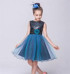 Baby Girl Party Dress Children Frocks Designs Wedding ...