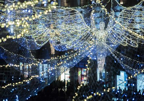 the spirit of christmas by regent street 17th november
