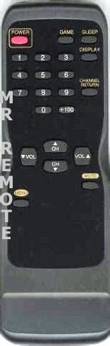 N0132UD Remote Control: ELECTRONIC ADVENTURE